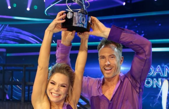 Dancing On Ice final 2019 sees James Jordan crowned winner after tense battle with Wes Nelson