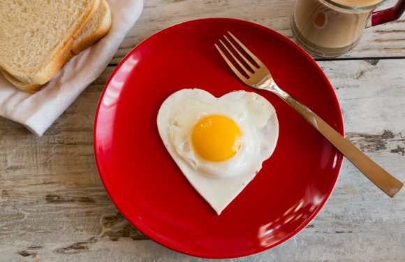 Just one egg a day 'increases your risk of heart disease and dying young', experts warn