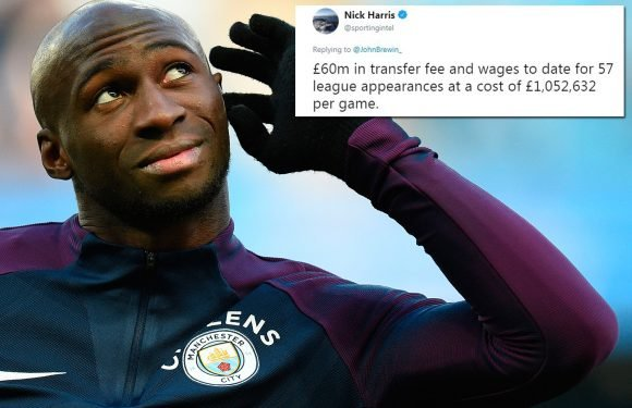 Mangala signs new deal – after costing Man City £1MILLION per league game