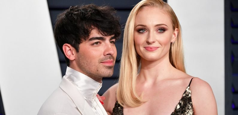 Watch Sophie Turner Chug Red Wine Like a Champ on Jumbotron With Joe Jonas