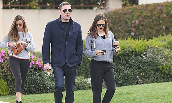 Jen Garner & Ben Affleck Reunite As The Devoted Exes Keep Family Bonds Strong After Divorce – Pics