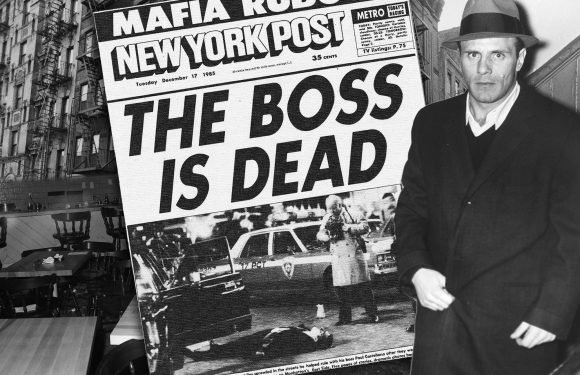 From Bonanno to Colombo: Inside the mob's bloodiest 'hits'
