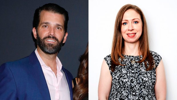 Donald Trump Jr. Defends Chelsea Clinton After She's Accused Of Inspiring NZ Mosque Massacre