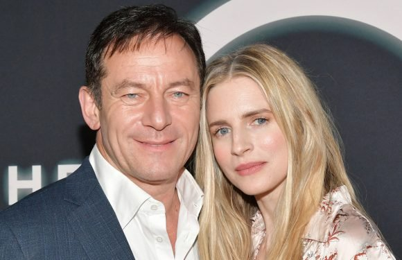 Jason Isaacs & Brit Marling Step Out for 'The OA: Part II' Premiere