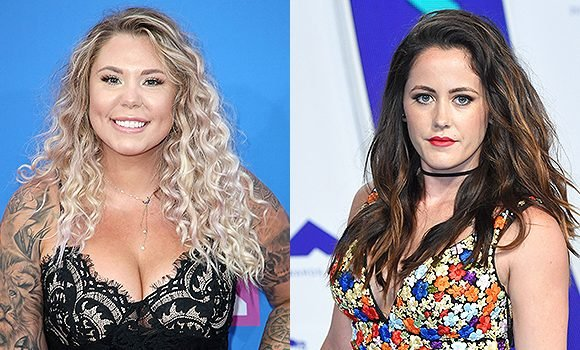 Jenelle Evans Not A Fan Of Kailyn Lowry's Nude Pic: I'm 'Trying To Clear That Image Out Of My Mind'