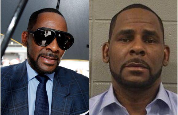 R Kelly 'had sex with girl, 13, in Detroit hotel and later gave her herpes sparking fresh police probe'