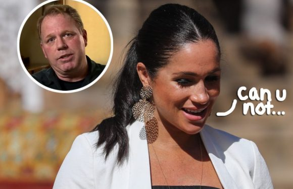 Meghan Markle's Estranged Half-Brother Believes The Royal Baby Will Heal Their Complicated Family