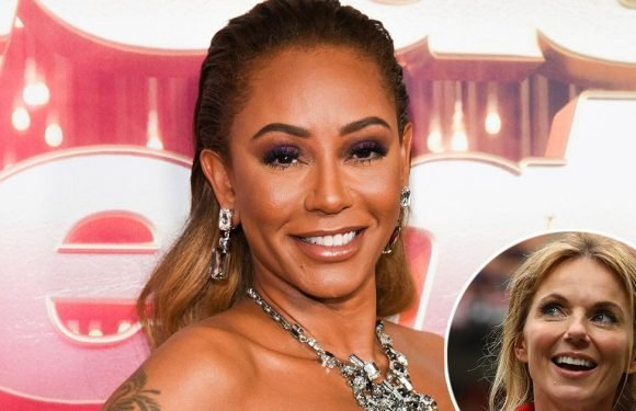 Mel B Says She Totally Slept with Geri Halliwell During Spice Girls' Heyday