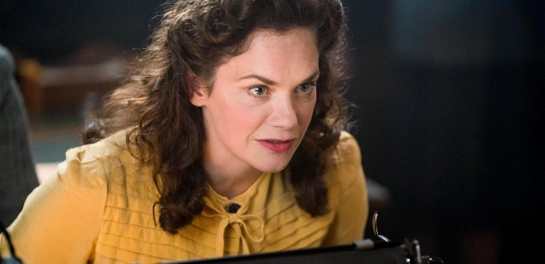 Ruth Wilson talks playing her grandmother in Mrs. Wilson