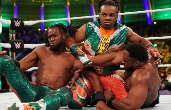 The New Day talked out of quitting WWE by Kofi Kingston after owner Vince McMahon's latest actions
