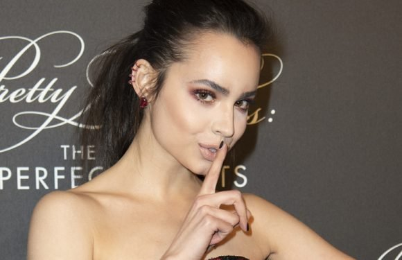 Sofia Carson Says Ava Is An 'Unstoppable & Invincible Girl' on 'The Perfectionists