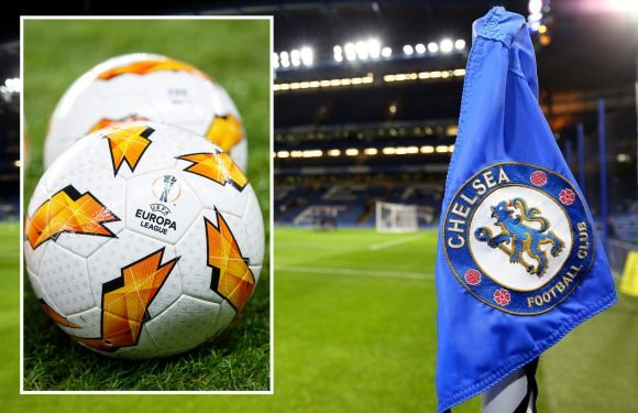 Chelsea in bizarre Europa League mix-up after £2,000 worth of balls goes missing