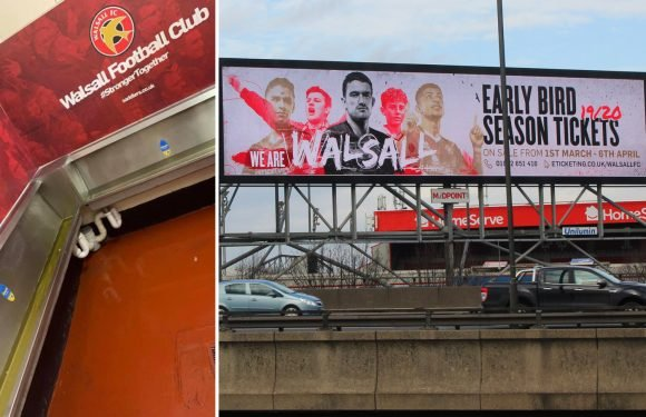 Floods of urine and years in third tier, are Walsall one of Britiain's most boring clubs?