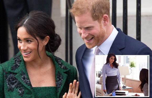 Meghan Markle 'was a failure' and 'over the hill actress' before meeting Prince Harry, Andrew Morton claims