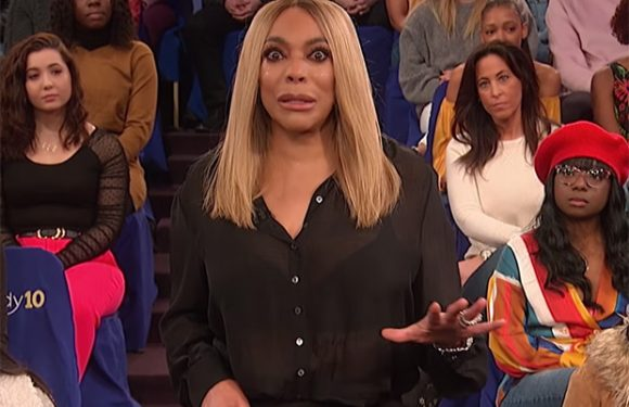 Wendy Williams Tearfully Reveals She's Been Living in a Sober House — Watch