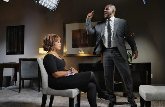 R. Kelly lashes out over sex abuse allegations in interview with Gayle King
