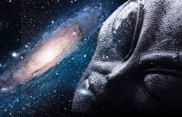 Aliens 'watching us in a galactic ZOO' claims top astronomer