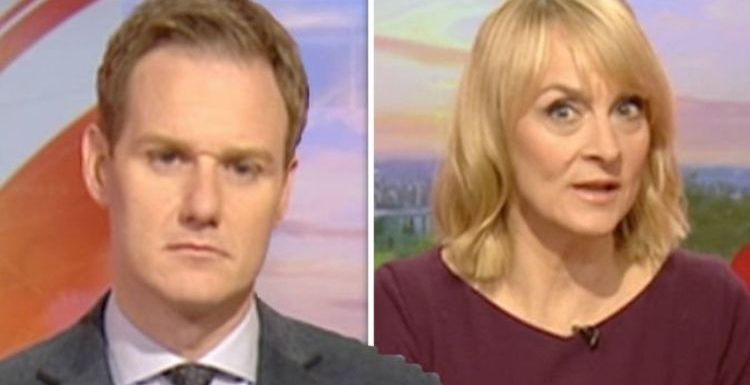 BBC News: 'I completely disagree' Louise Minchin CLASHES with Dan Walker live on air