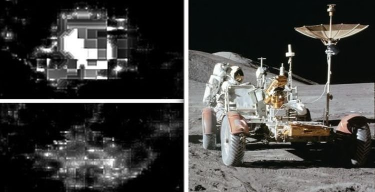 UFO sighting: NASA's 'MIND-BLOWING' photos of alien structures on Moon – SHOCK claim