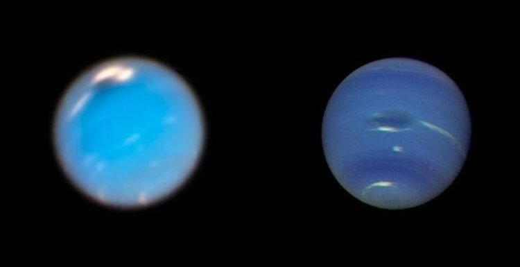 NASA news: What is this DARK SPOT on Neptune? Hubble Telescope makes incredible discovery