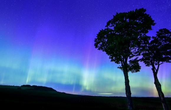The Northern Lights Are Expected in the Northern U.S., but Don't Get Too Excited
