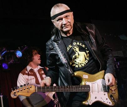 Dick Dale, 'King of the Surf Guitar', dies at the age of 81