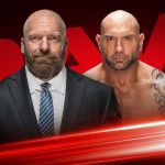 WWE Raw: Batista to go face-to-face with Triple H live on Sky Sports