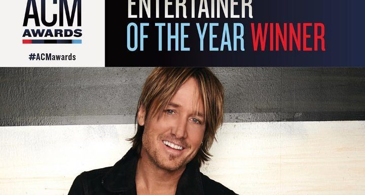 ACM Awards 2019: Keith Urban Wins Greatest Honor – See Full List of Winners