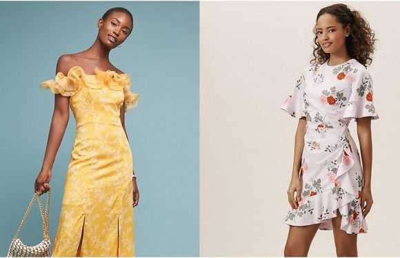 RSVP to Every Wedding, Because We Found the Prettiest Guest Dresses at Anthropologie