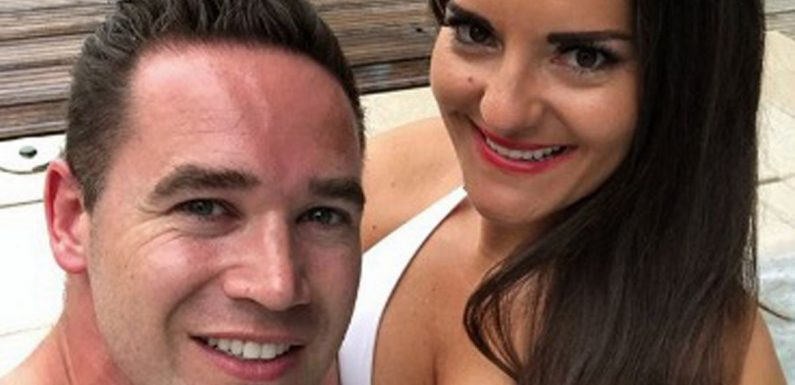Kieran Hayler shares intimate photos from romantic weekend away with girlfriend