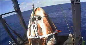SpaceX rocket capsule explosion puts a dent in NASA's astronaut launch plans