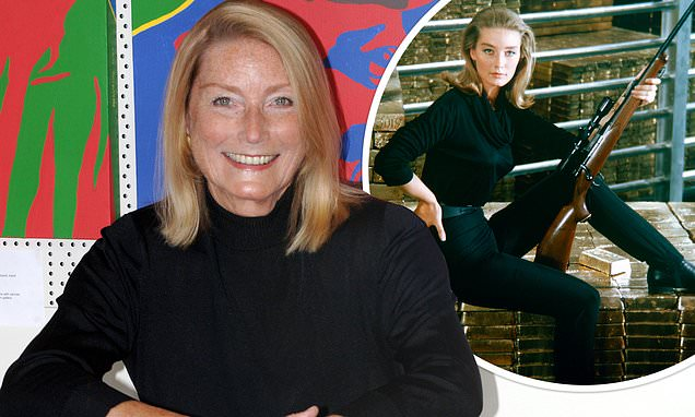 Tania Mallet dies at 77: James Bond bosses mourn Goldfinger actress