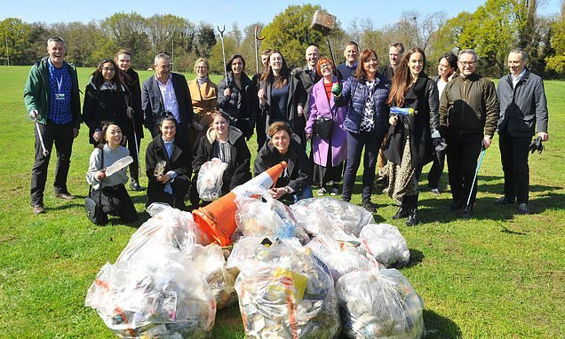 Mail's Great British Spring Clean is 'the biggest war on litter ever'