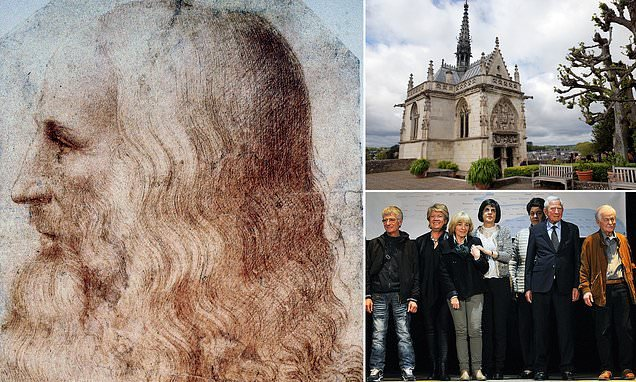 DNA from lock of the Da Vinci's hair may prove human remains are his