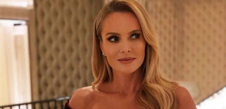 Amanda Holden reveals filthy house crammed with piles of clutter and junk