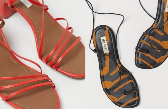 H&M Released Tons of Cute Summer Sandals, and the Low Prices Are *Chef's Kiss*