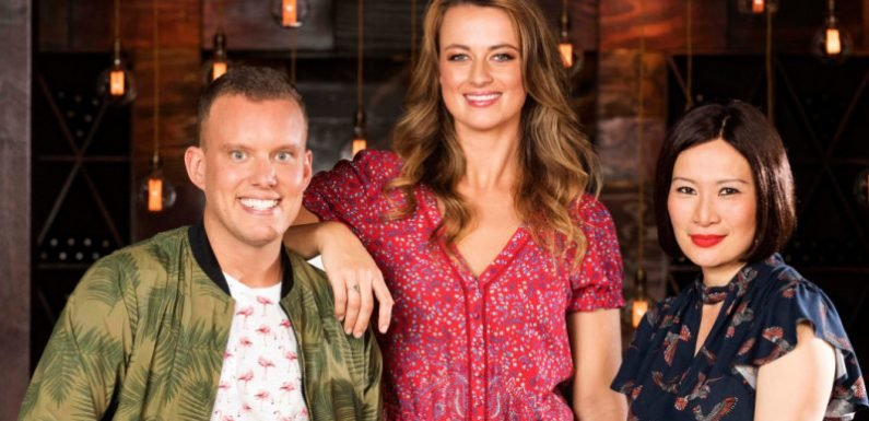'The anxiety's still there': Former MasterChef contestants return