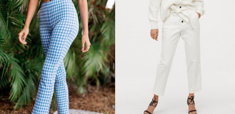 17 Comfortable Pants You'll Actually Want to Wear This Spring — Starting at $40