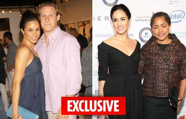 Meghan Markle's ex-hubby cans comedy about their marriage after her mum Doria Ragland confronted him