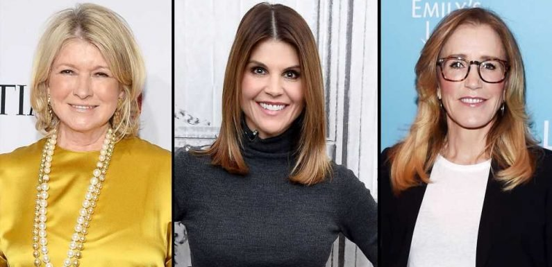 Not Going There! Martha Stewart Has 'No Advice' for Lori and Felicity