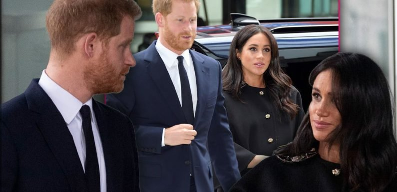 Meghan Markle & Prince Harry Up Security Before Baby's Birth