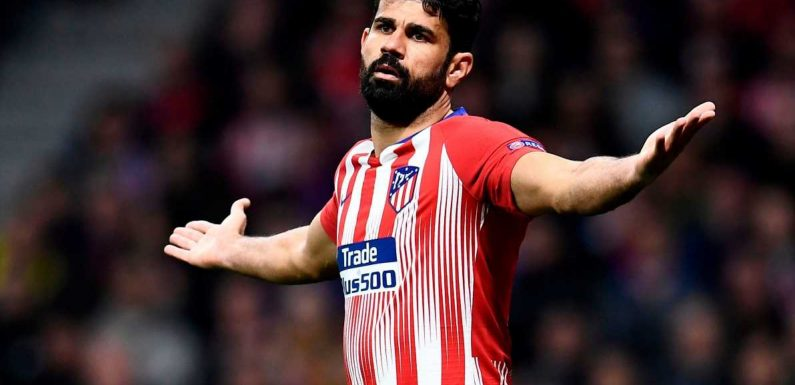 Diego Costa's week goes from bad to worse as striker is accused £1m tax fraud after suspension for entire season