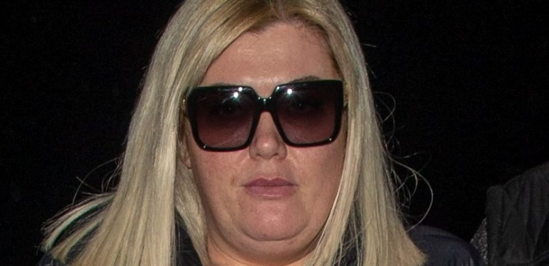 Gemma Collins reveals she needs EIGHT burly bodyguards to protect her after being mobbed by fans and stalker