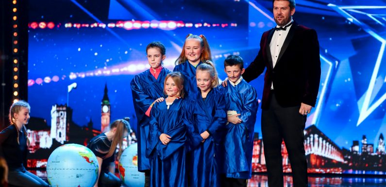 Britain's Got Talent fans love teacher Dave McPartlin – but who is he, is he related to Ant McPartlin what school does he work at?