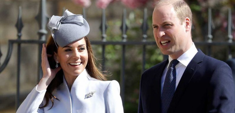 William! Kate! Harry! Royals Attend Easter Sunday Service: Pics