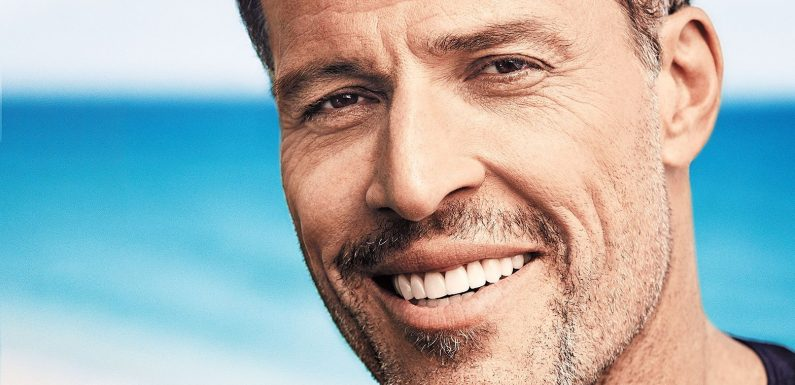 Tony Robbins: 25 Things You Don't Know About Me!