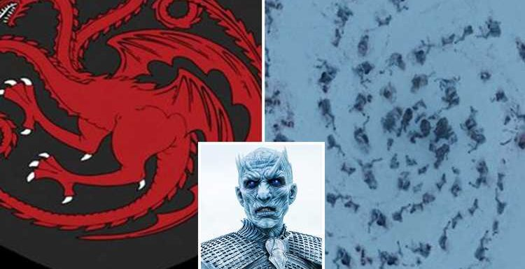 Game Of Thrones fans convinced the Night King's 'symbol' proves he's a Targaryen