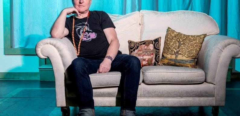 Erasure's Andy Bell Is Living His Best (Mythical Being) Life
