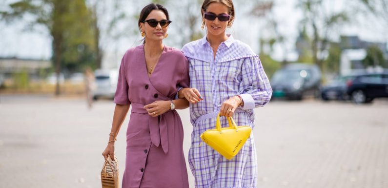 43 Stylish Summer Work Dresses That Are HR Approved