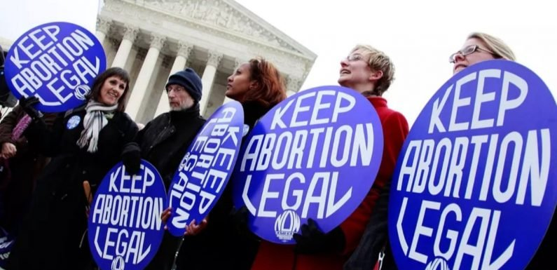 "It's Time For Pro-Choice Presidential Candidates to Say the Word ""Abortion"""